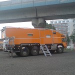 Allrad Wohnmobil auf MAN 6x6